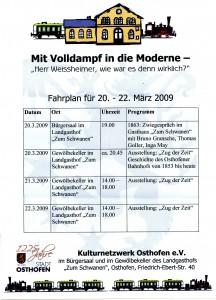 2009-03-01 Einladung