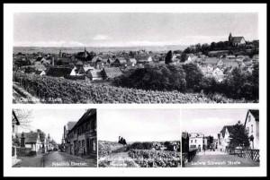 Osthofen Postkarte