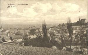 Postkarte 1915