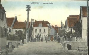 Hohe Brücke um 1920