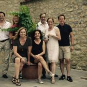Bild mit Autoren und Musiker zur Veranstaltung Mörderische Nacht in Osthofen